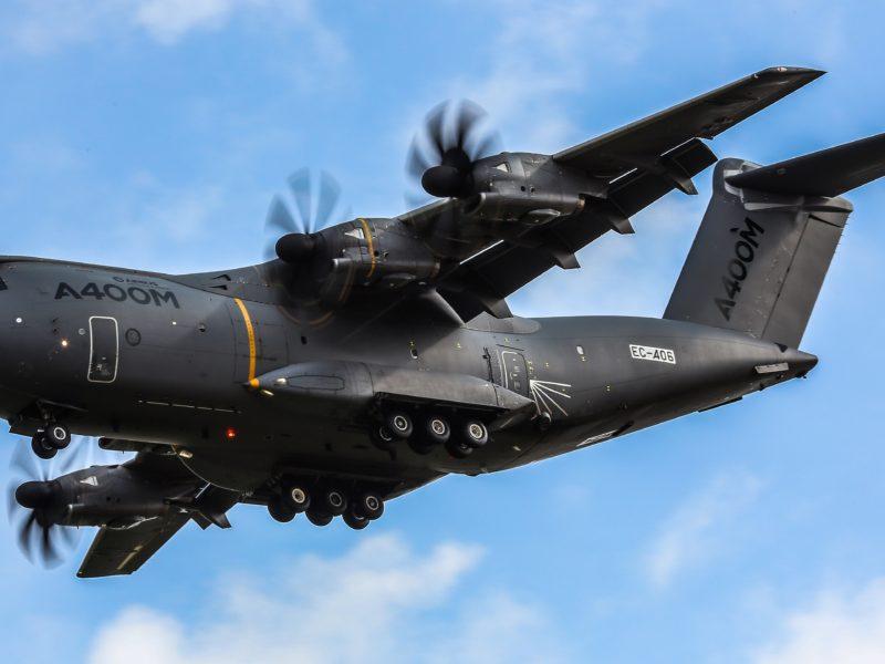 0m Atlas Military Transport Aircraft 5120×2880