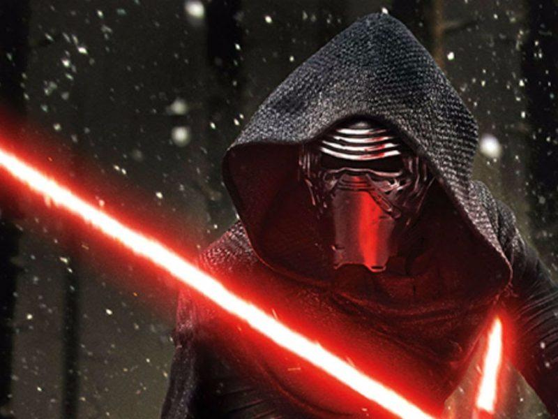 12016 Star Wars The Force Awakens 4k