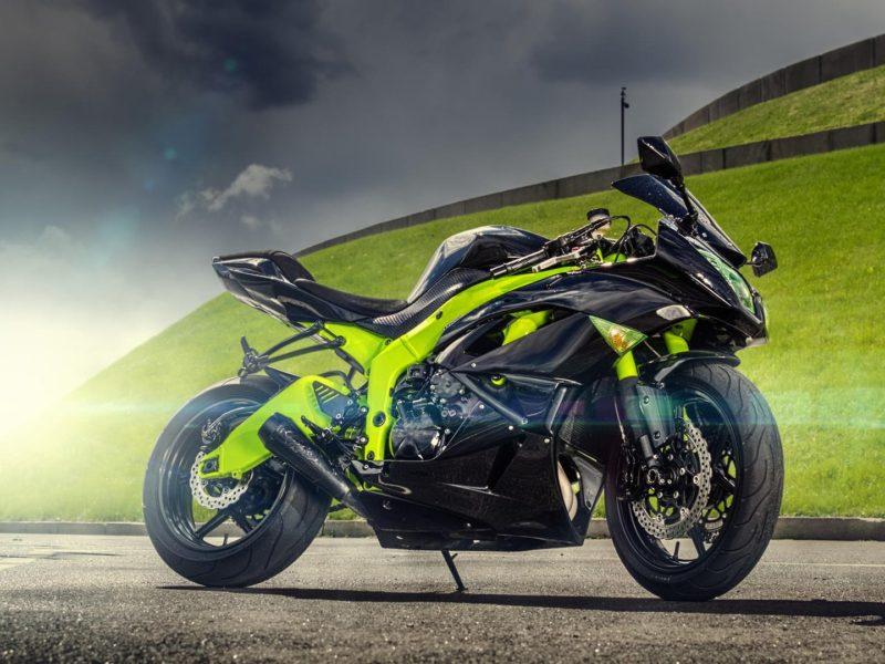 2015 Ninja Zx 6r Bike