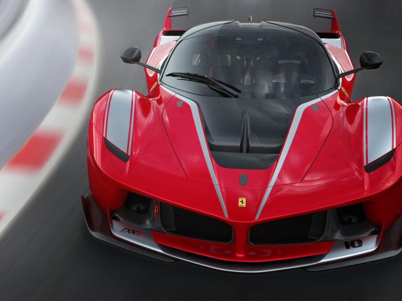 2016 Ferrari Fxx K 4k