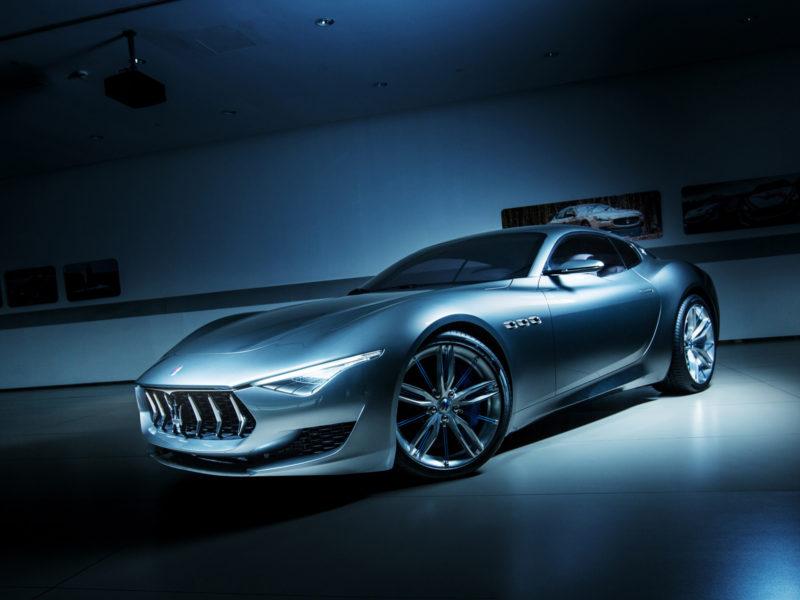 2016 Maserati Alfieri