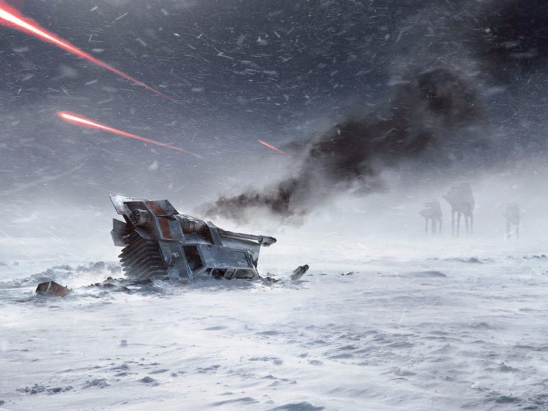 2016 Star Wars The Force Awakens 4k