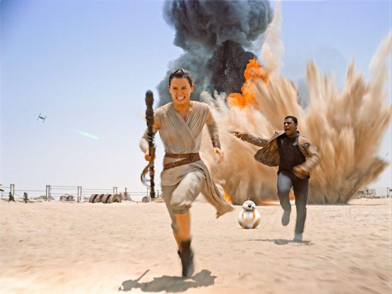 2016 Star Wars The Force Awakens 4k2