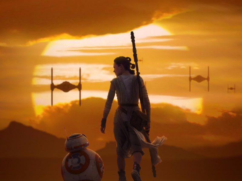 2016 Star Wars The Force Awakens 4k3