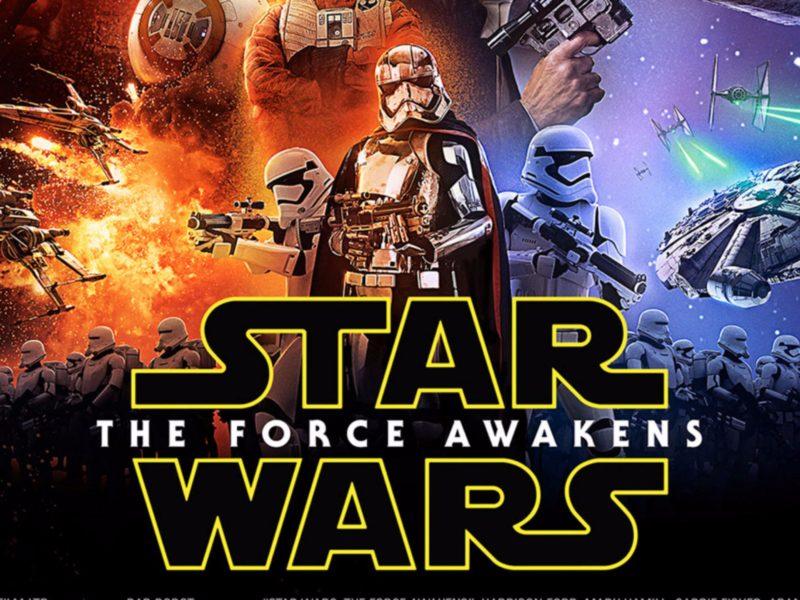 2016 Star Wars The Force Awakens 4ks