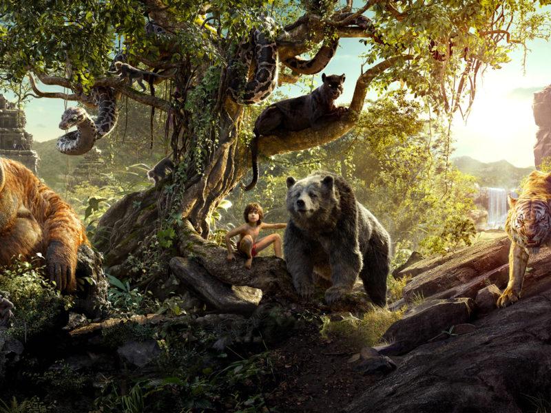 2016 The Jungle Book