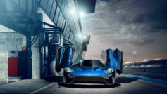 2017 Ford Gt 4k