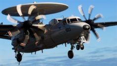 2 Hawkeye Amercian Military Aircraft 1280×720