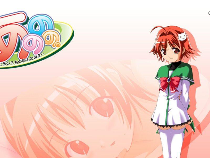 3 Anime Girls