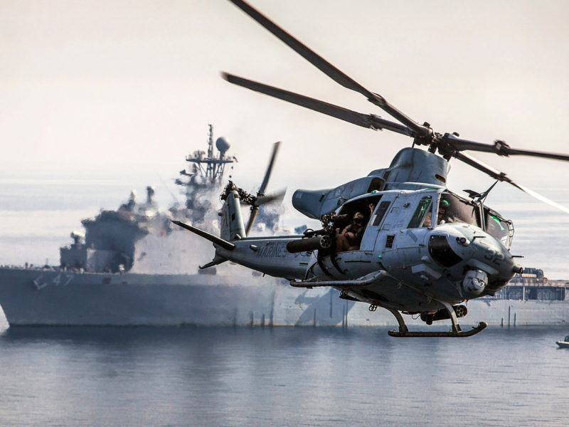 Bell Uh 1y Venom Us Helicopter 2880×1920