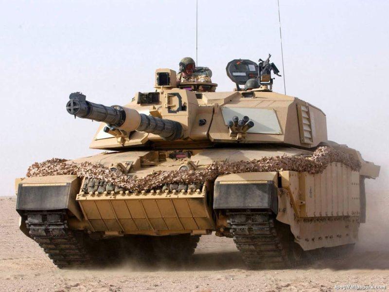 Challenger Tank 378094
