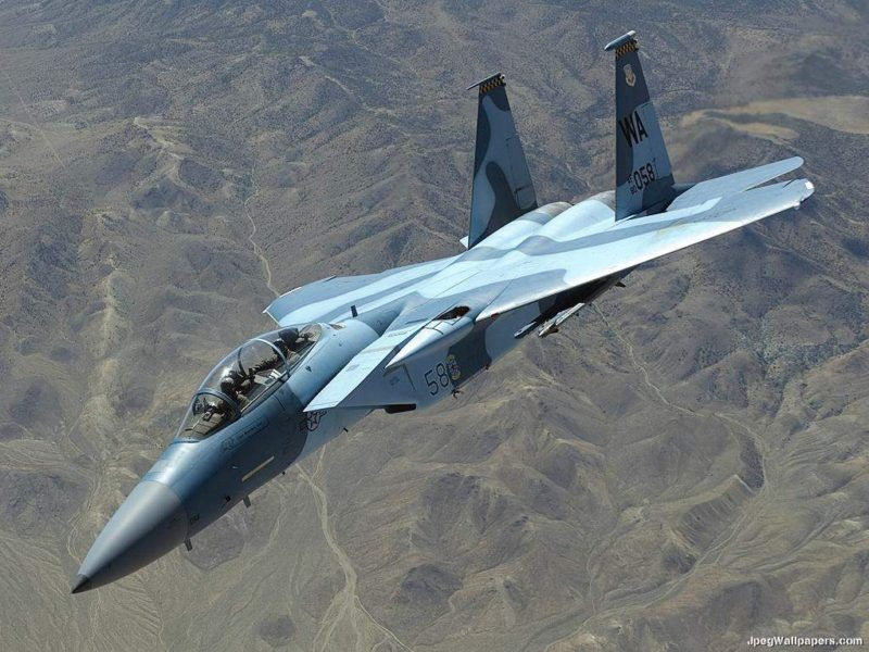 F15 Eagle 543531