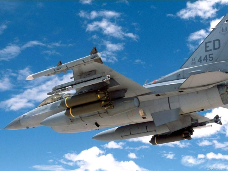 F16 Falcon 2 312877