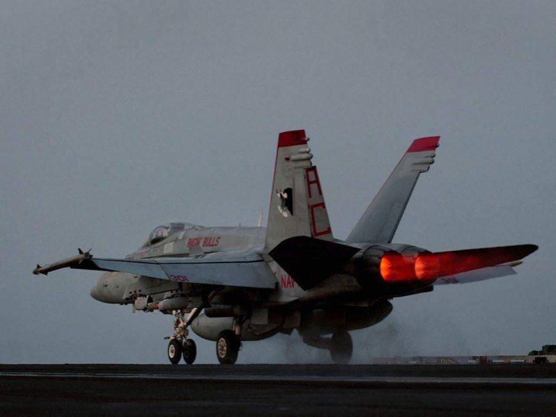 F18 Hornet 556632