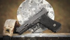 Glock 17 Austrian Pistol 2880×1920
