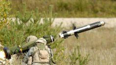 Javelin Anti Tank Missile 542521