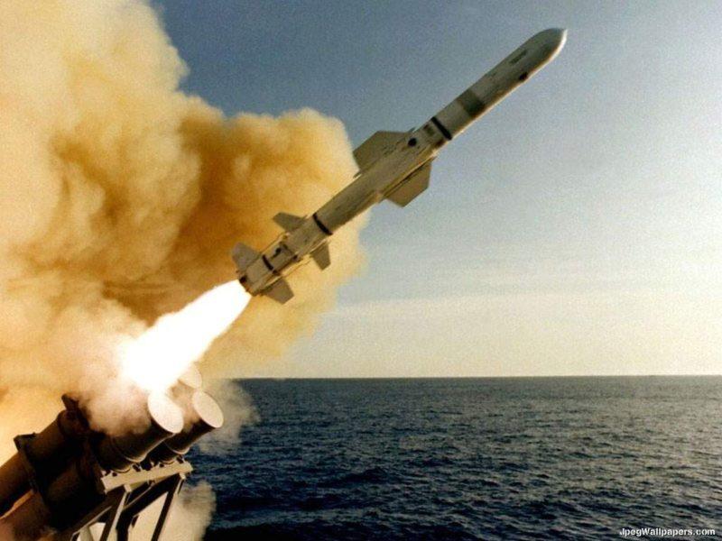 Tomahawk Missile 308907