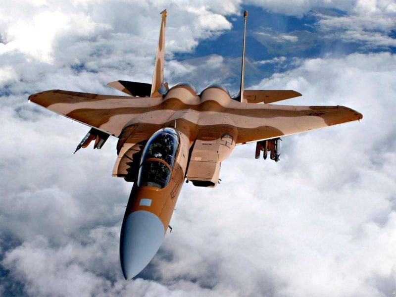 Usaf F15d 460516