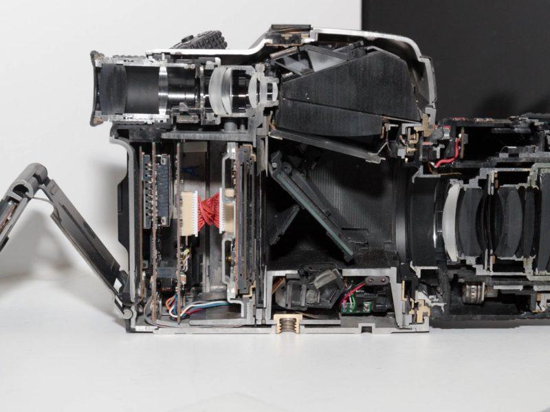 A Dslr The Medium Format Pentax 645z