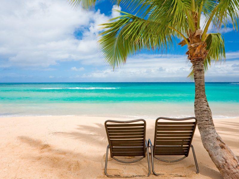 A Lovely Beach  Ever