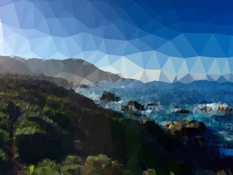 A Picture I Took On The California Coastline.