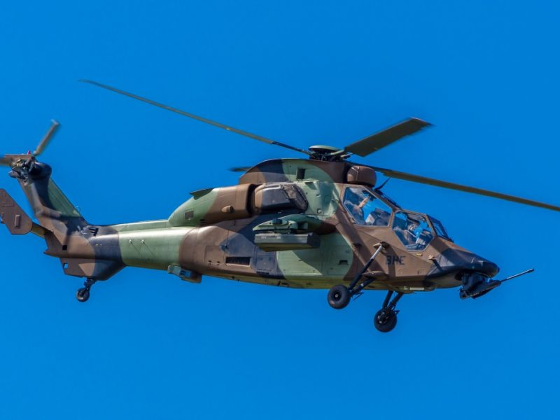 Airbus Helicopters Tiger Ec665 1280×720