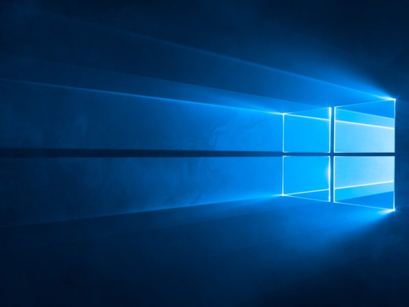 All Of The Windows 10 Default