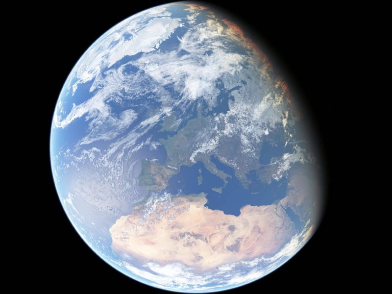 Amazing Images Of Earth From Space
