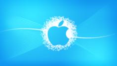 An Flag Apple Logo Png White 1920×1080 1173804
