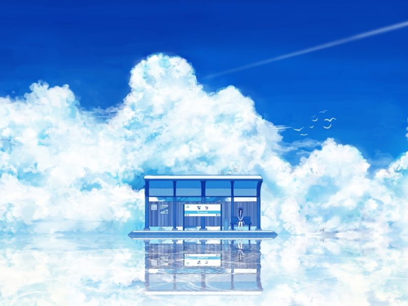 Anime Clouds