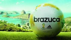 Azuca Match Ball Fifa World Cup 2014