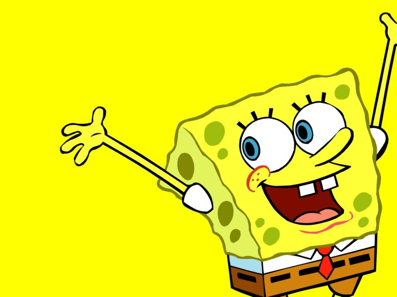 Background Spongebob