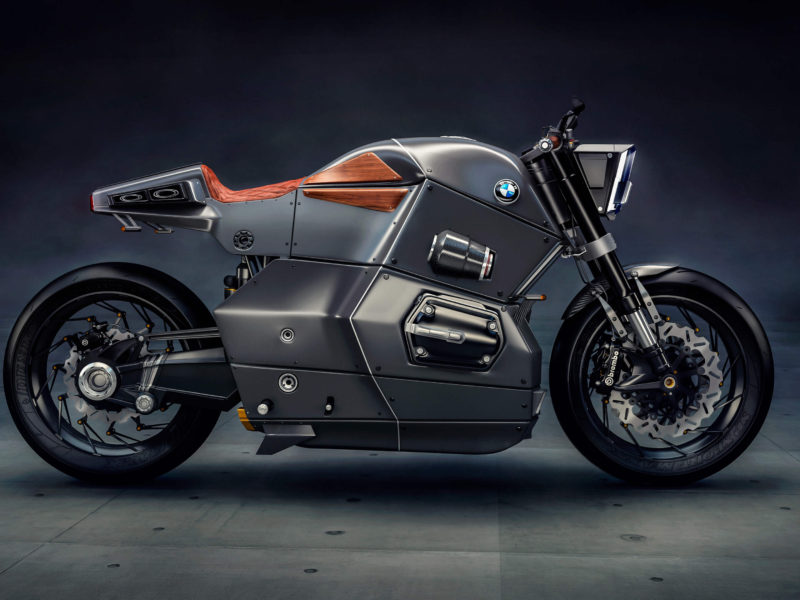 Bmw M Bike Concept