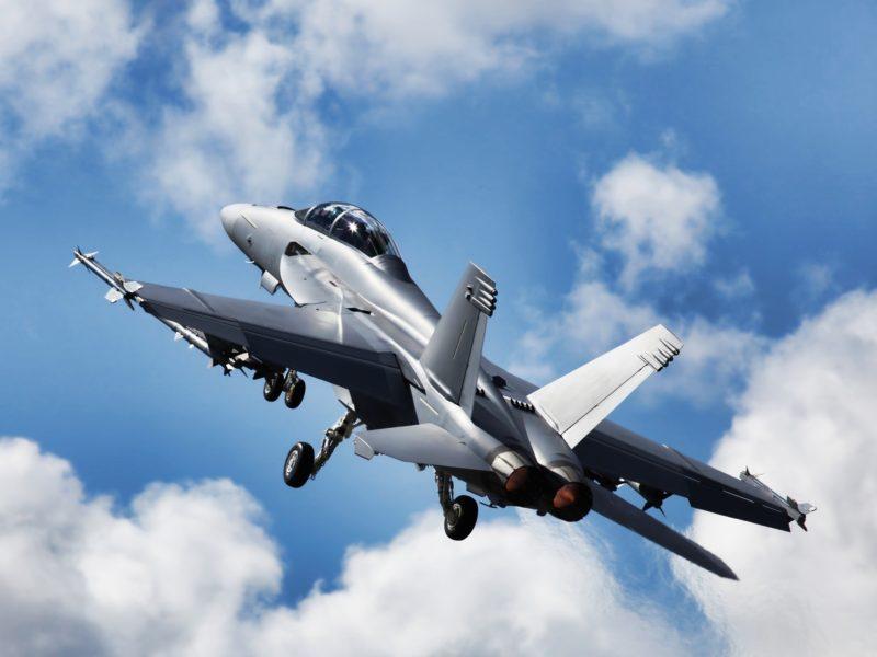 Boeing Fa 18 Super Hornet 2560×1440