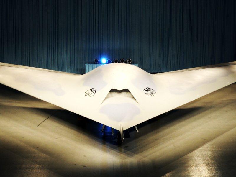 Boeing Phantom Ray Hd