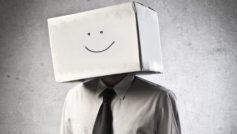 Boxman Funny Face Smile