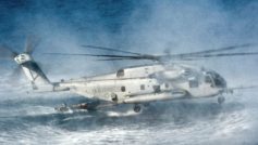 Ch 53e Super Stallion Helicopter Wide