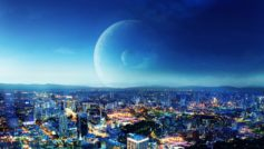 City Night Fantasy 1920×1080