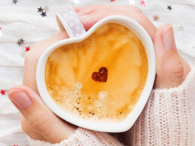 Coffee Love Stars
