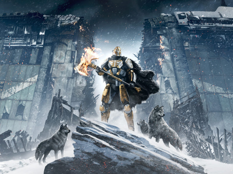 Destiny Rise Of Iron Hd