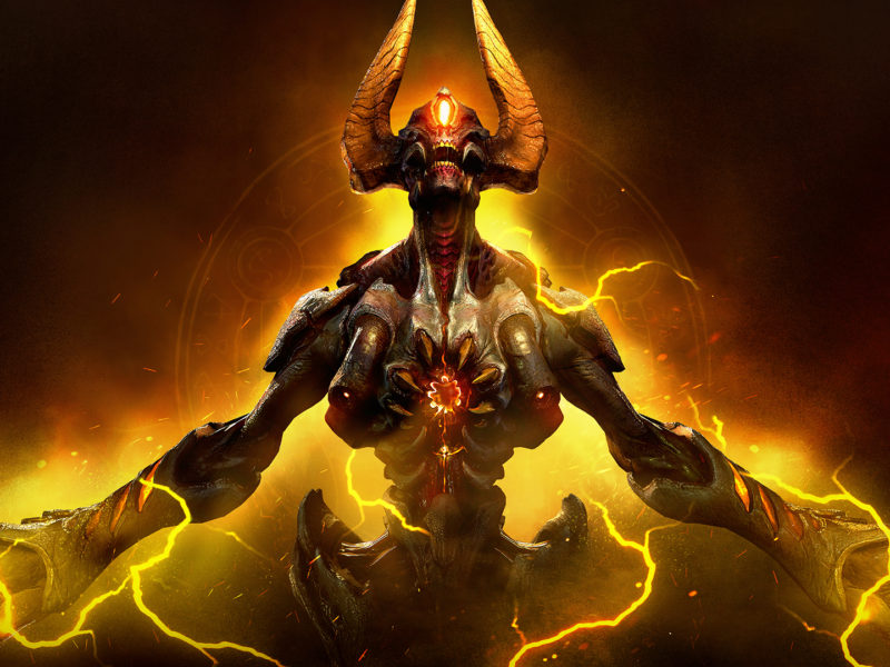 Doom Multiplayer Unto The Evil Hd