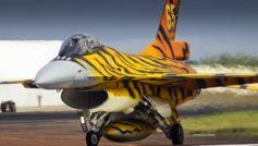 Eral Dynamics F 16am Fighting Falcon 5120×2880
