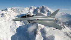 Eurofighter Typhoon 5k 1280×720