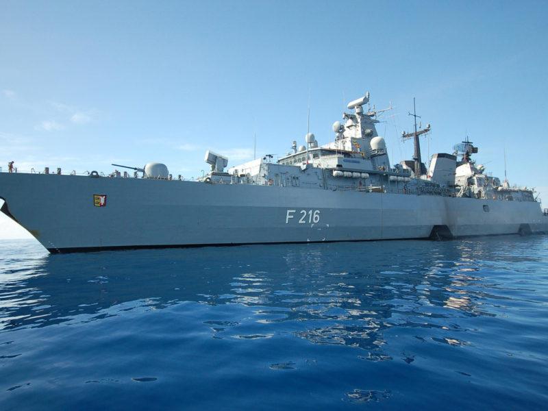 German Navy Battleship Hd