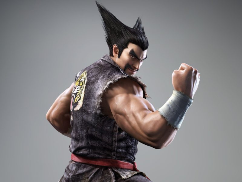 Heihachi Tekken Tag Tournament 2 Wide