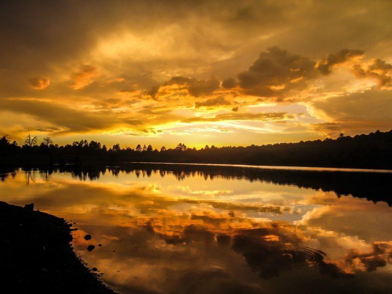 Kaibab Lake Sunset 1600×900