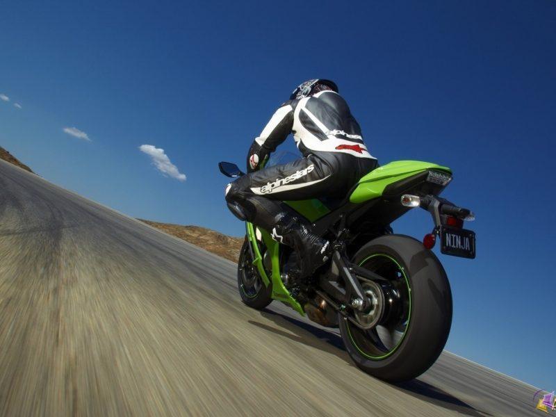 Kawasaki Ninja Zx 10r 2011