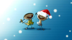 Merry Christmas By Anoop Pc