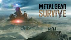 Metal Gear Survive 2017 Game 4k Hd