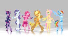 My Little Pony Friendship Is Magic Fan Art